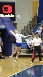 morgan stute university of nebraska kearney volleyball